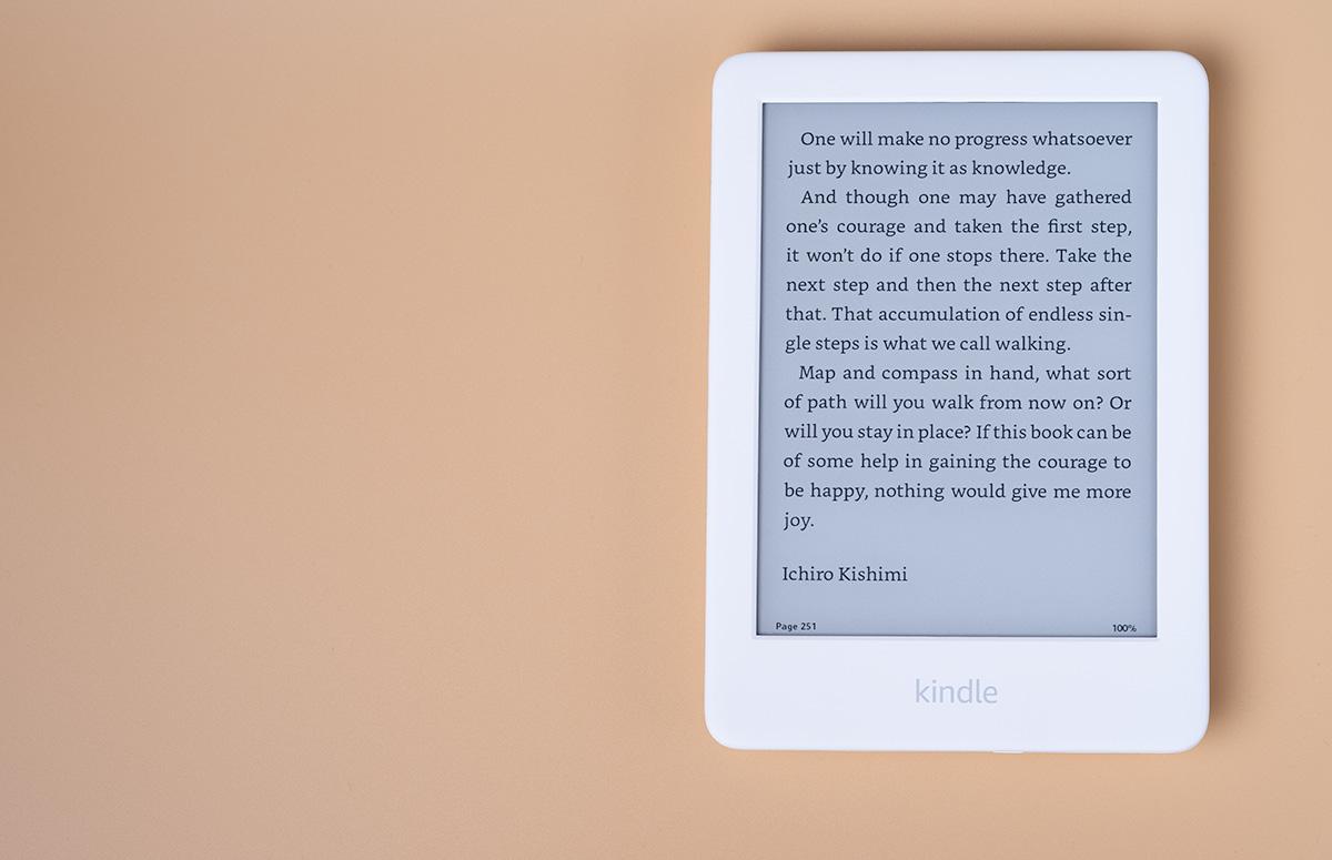 eBook Reader Kindle 2019